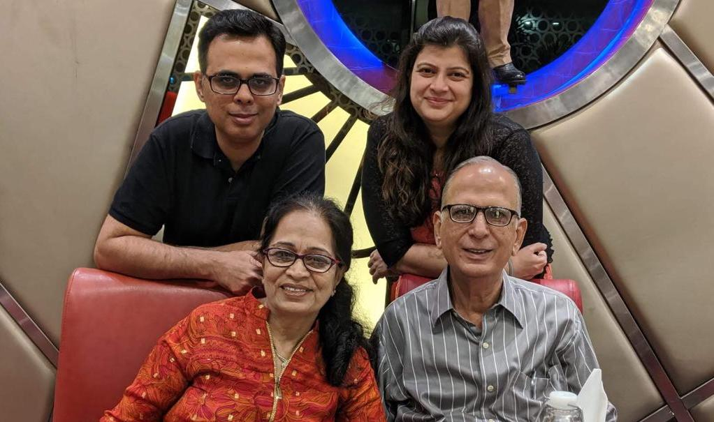 Founder of ParentCare: a story of one NRI whose parents live back in India