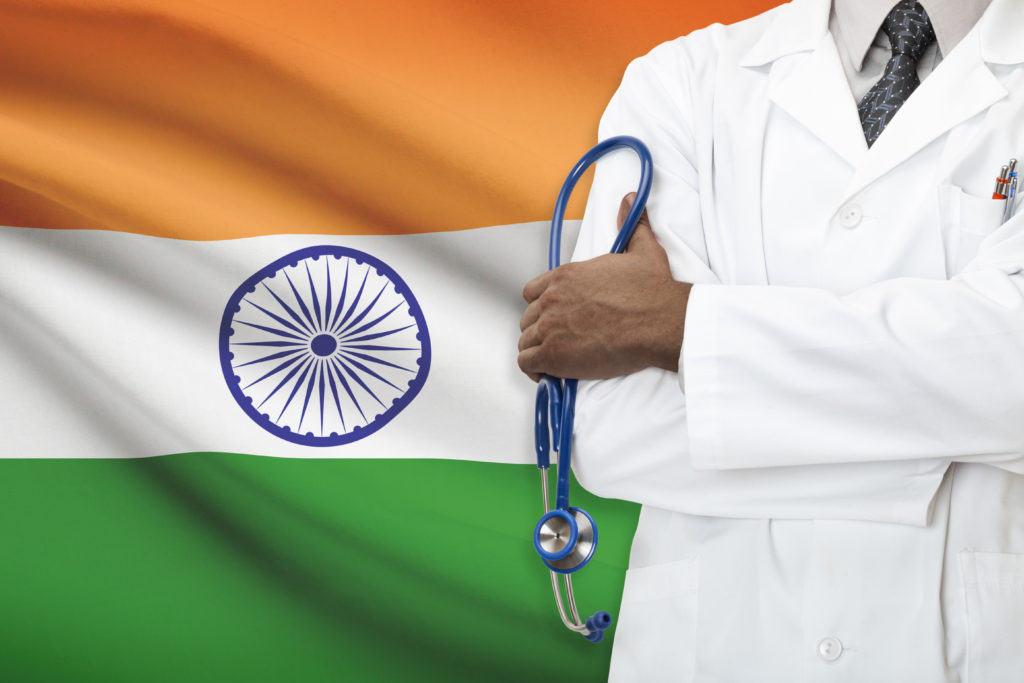 Indian medical & healthcare services platform attracts UK funds